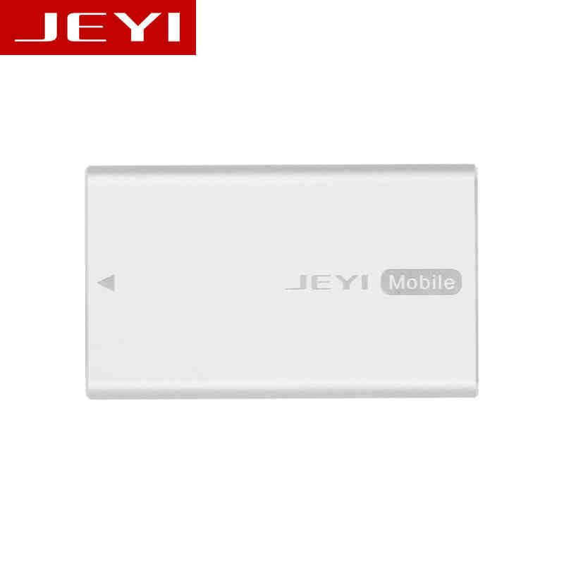 Wholesale- JEYI S81-M Mobile HDD SSD BOX Msata To USB 3 0 ALL Aluminium  Very Fast SATA3 Asmeida 1153E Chipset Large current
