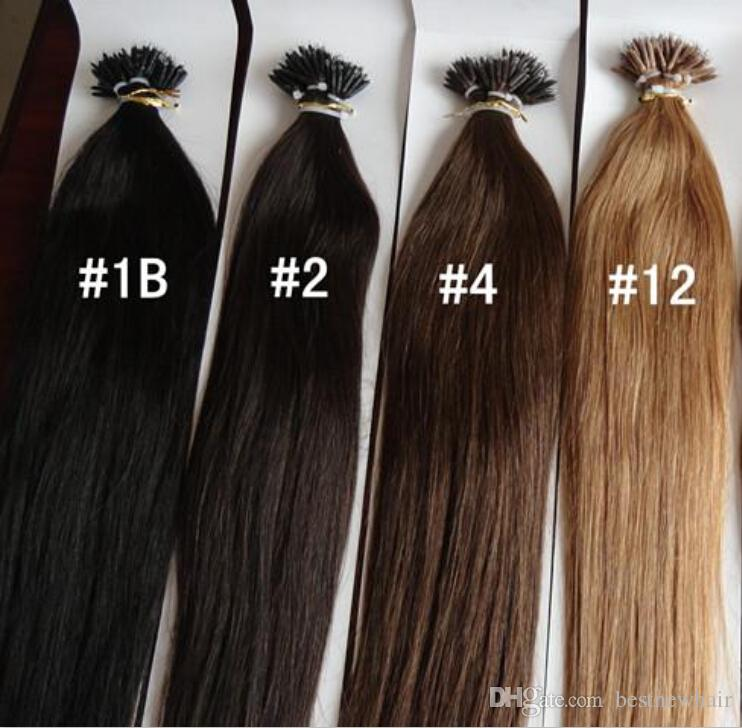 100g 18inch 20inch 22inch 24inc Remy Micro Nano Rings Hair