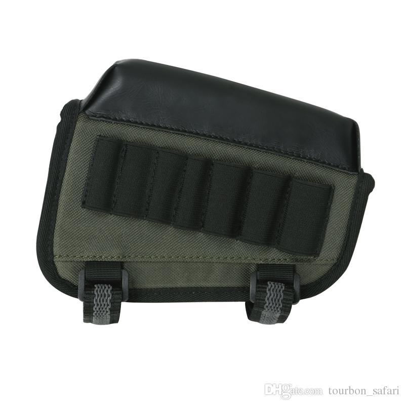 Tourbon Jagdgewehr Accessorry Universal-Schaftbacke Riser Pad Schulterstütze Rifle Shotgun Patronen Munition Hölder Rechte Hand
