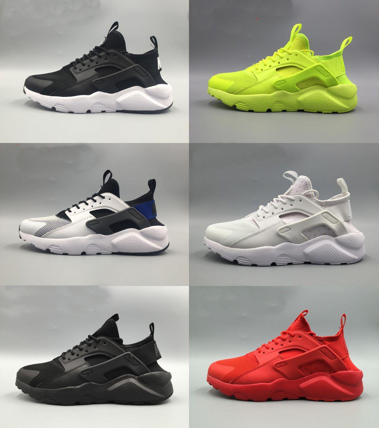Soft Men Shoes Running Women Wallace Low Cut Huarache For Iv Air oCEQrBeWdx