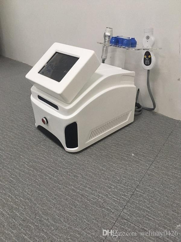 macchina di frazionamento rf frazionaria del dispositivo di rimozione portatile anti invecchiamento di frequenza frazionaria frazionaria della macchina di dimagramento