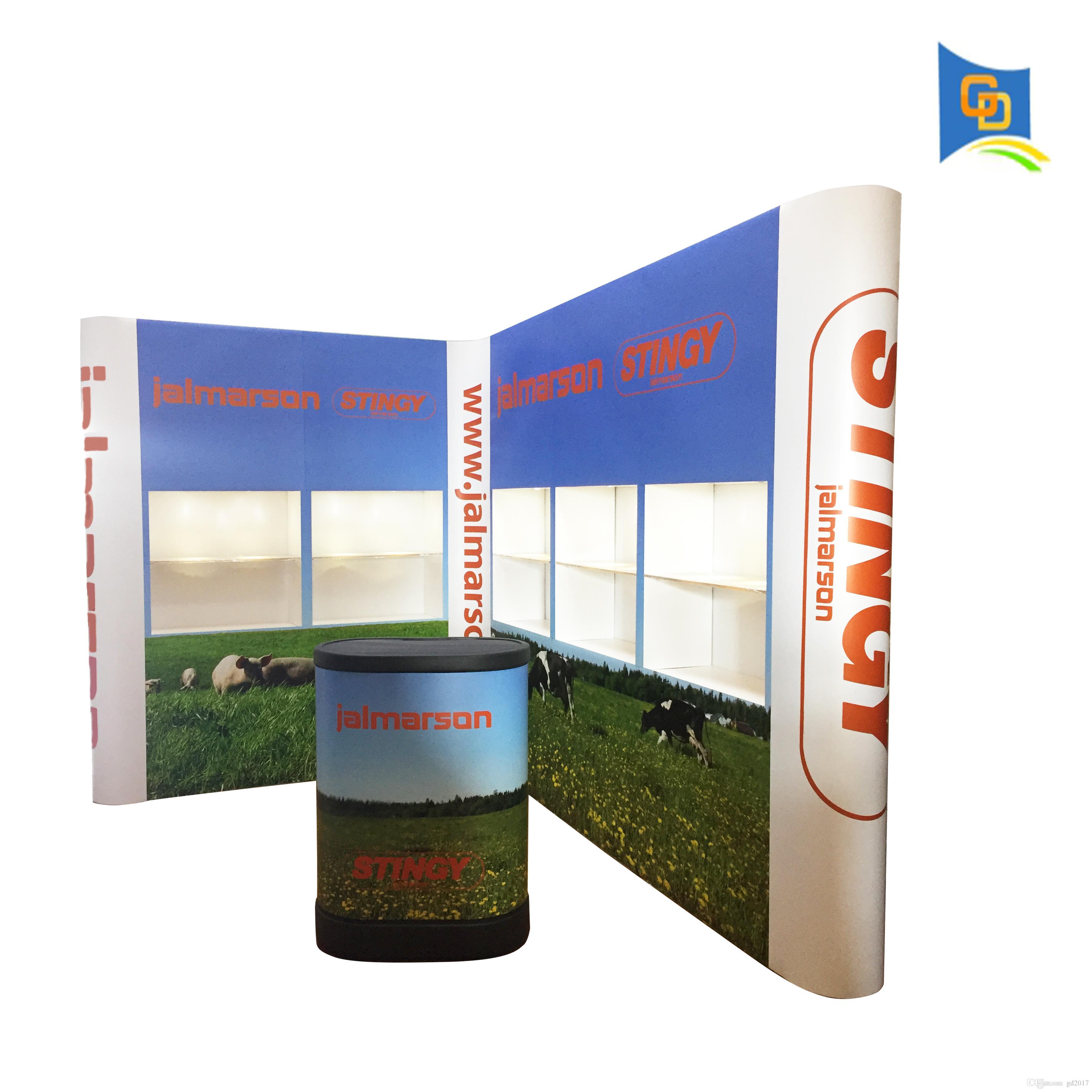 Compre 10ft Exhibición Comercial Diversificada De La Feria ...
