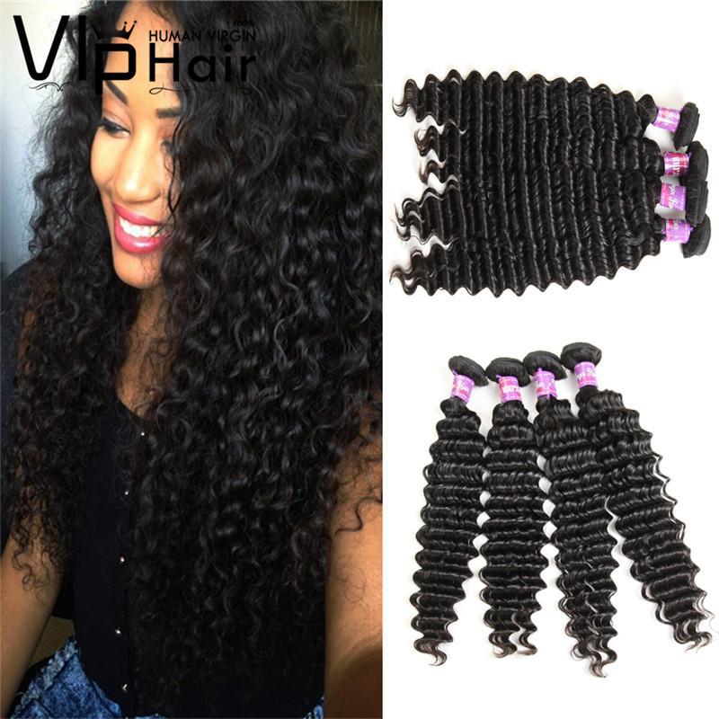 Online Cheap Cheap Peruvian Deep Wave Virgin Hair Extensions 100