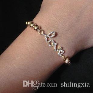 6 styles 925 Sterling Silver Couleur Indonésie Perles Bracelet Pour Femmes 2017 Nouvelle Mode cross Charme Bracelets Bracelets Bijoux livraison gratuite