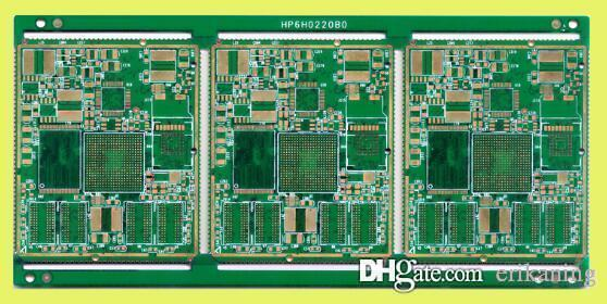 pcb board fr4 6L copper 6 layer board high precise PCB custom pcb