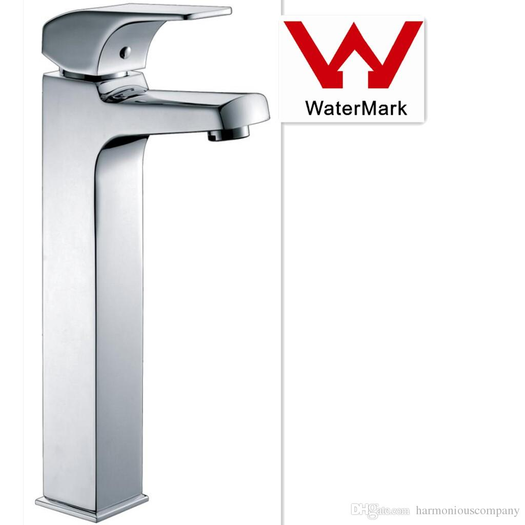 Best Australia Watermark+Wels Chrome Full Copper Water Faucet ...