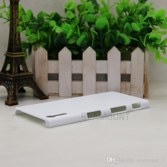 Für Sony X / XA Matt / Glänzend 3D DIY Blank Sublimation Kunststoffgehäuse Full Area Printed für M2 / M4 / M5