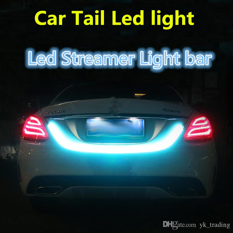 New Style Universal Car Tail Waring Light Bar Running Light - Car signal light