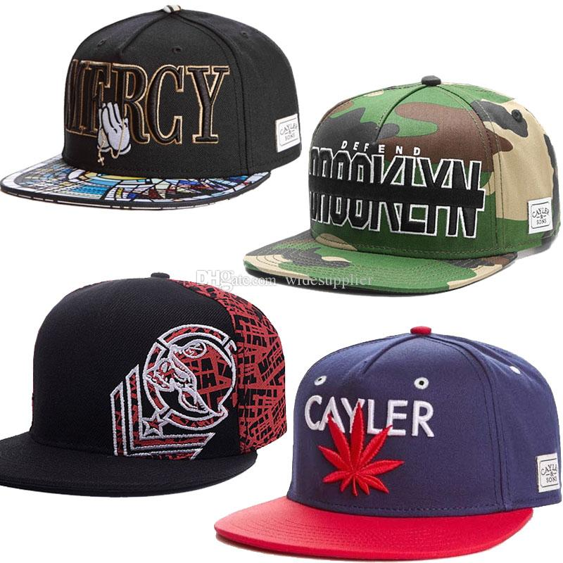 9a9ab87f948 1260 Styles Popular Hip Hop Snapbacks Ball Hats Fashion Street Hats Headwear  Adjustable Size Cayler   Sons Custom Football Caps Ny Caps Ball Cap From ...