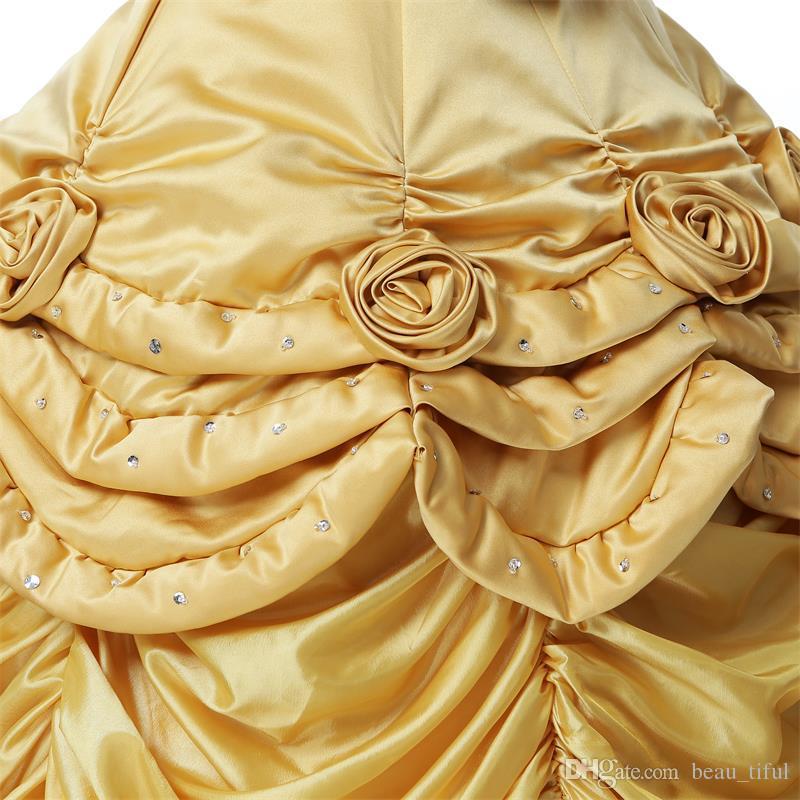 Vestidos De Debutante 2018 Off the Shoulders Ball Gown Quinceanera Dresses Custom Made Prom Dress