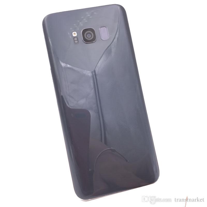 Fashion S8 Smartphone 1GB RAM 16GB ROM Cellphone 6.2Inch MTK6580 Quad Core Smartphone Dual Camera 8.0 MP Back Camera Mobilephone Hot Sale