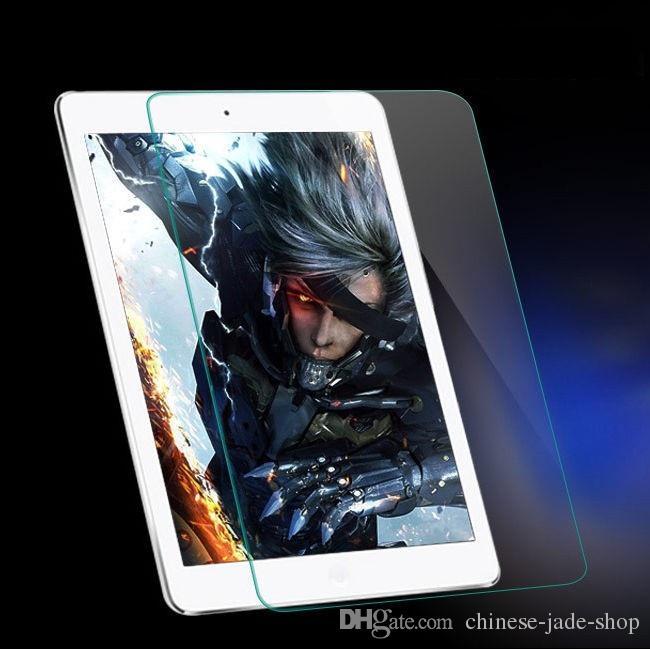 9H gehärteter Glas-Displayschutzfolie für iPad Mini 1 2 3 4 5 10.2 10.5 Air4 10.9 Pro 11 / l