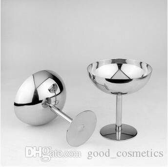 Restaurant Kitchen Accessories 2017 mushroom shape stainless steel bar glasses cocktail martini