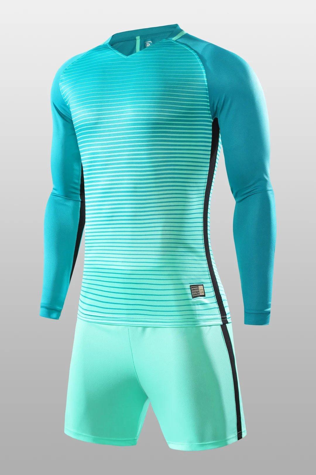 fb777b2b2fc Wholesale Custom Various Long Sleeve Soccer Jerseys Sets