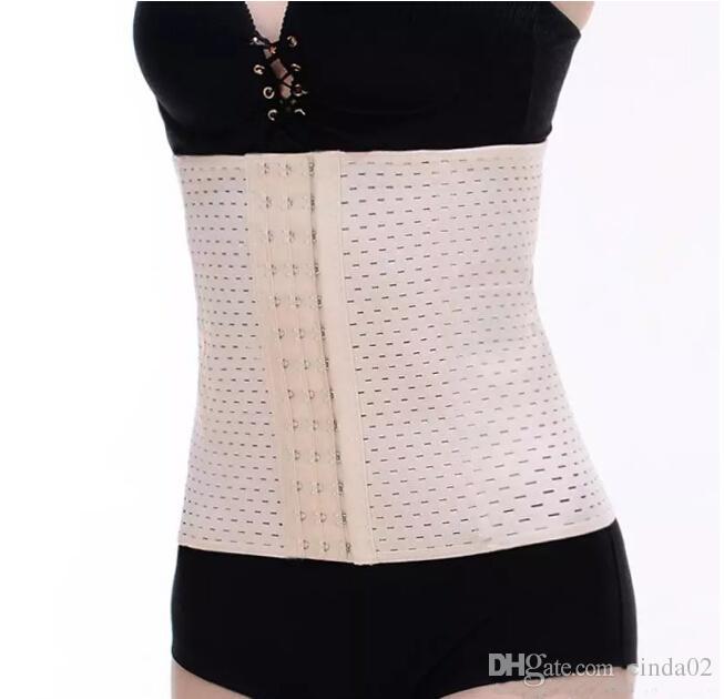 좋은 품질 나일론 블랙 Bodysuit 여성 허리 트레이너 배 얇은 셰이프 훈련 코르셋 Cincher Body Shaper Bustier