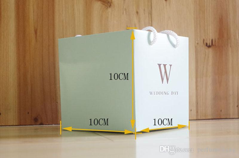 10*10*10cm Creative Wedding Favours Party Gift Candy Paper Box Cookie Sweet Gift Bags Event Party Supplies ZA3656