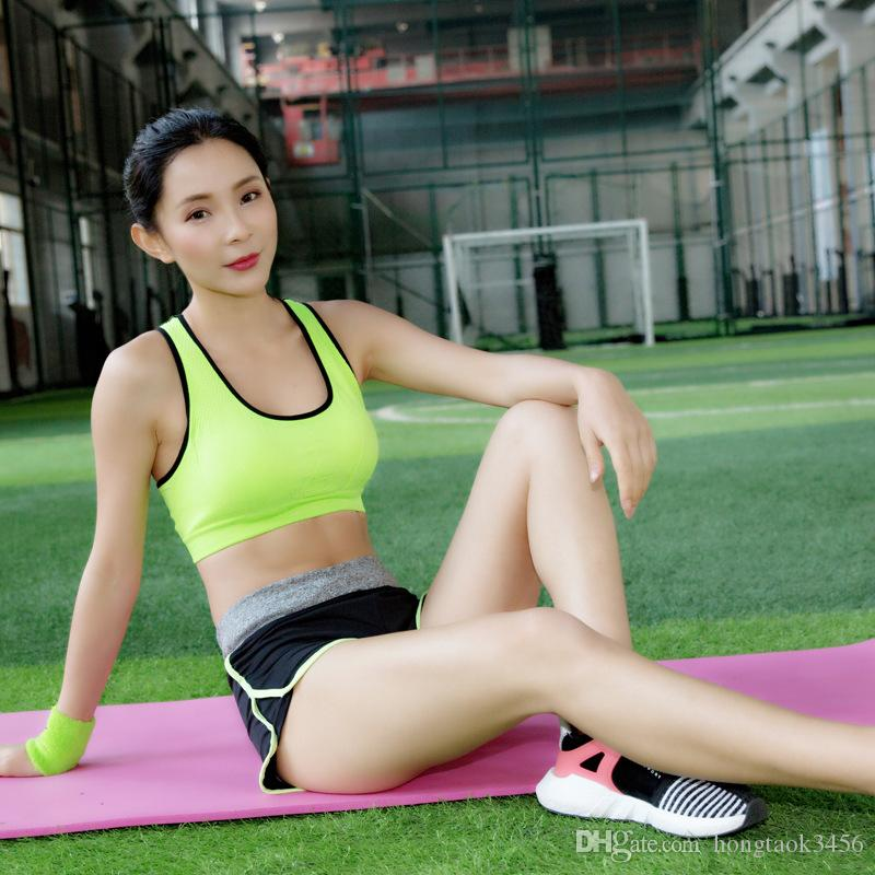 04d8235ee6d5b HOT SELLING!seamless Yoga Running And Fitness Sports Bra for Women ...