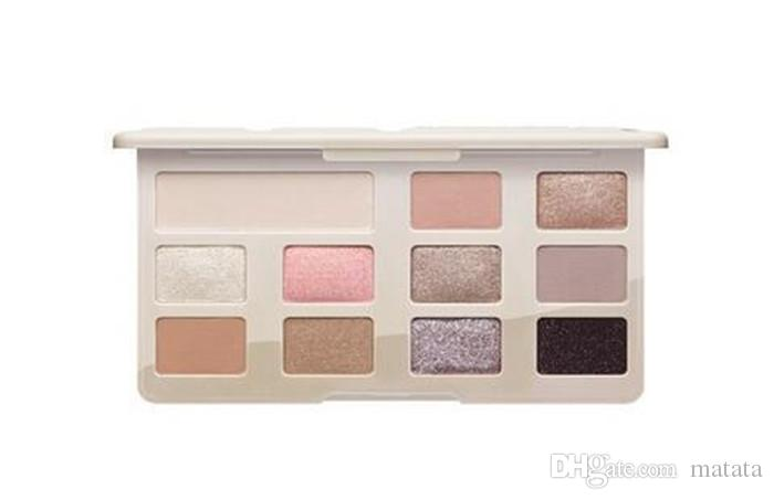 2017 New Chocolate Chip Eye Shadow 11 couleurs Maquillage Professional fard à paupières Palette Maquillage fard à paupières Livraison gratuite