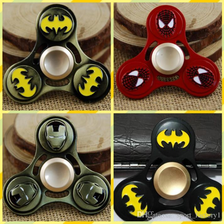 Avengers Metal Fid Spinner Tri Spinner With High Quality Steel