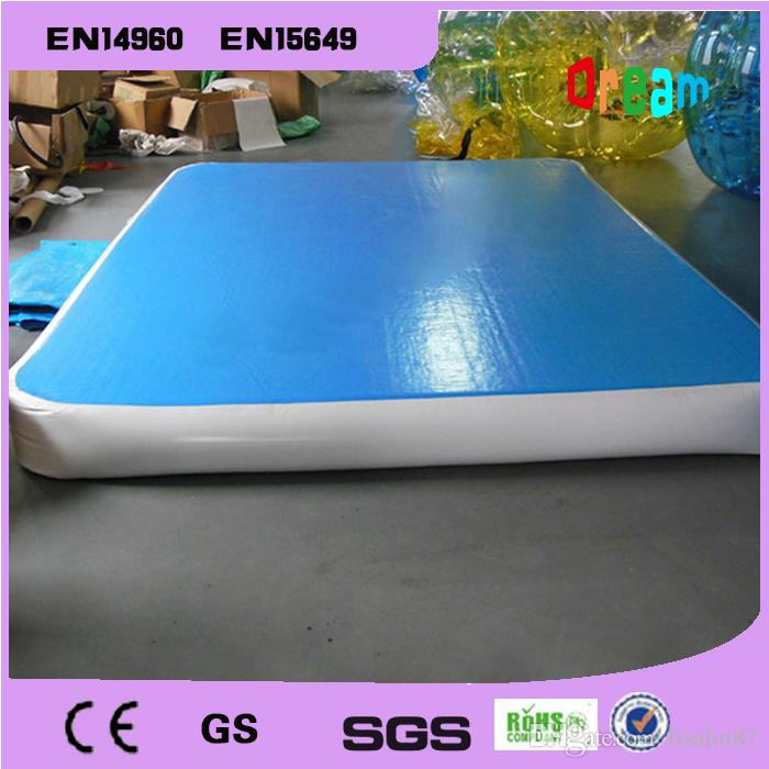 2019 2 1m Inflatable Tumble Track Trampoline Air Track