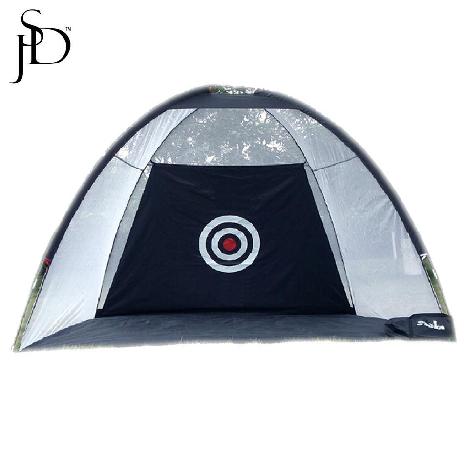 Portable Golf Net Golf Practice Large Hitting Target Area ...