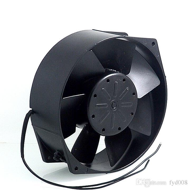 Бесплатная доставка оригинал новый U7556KX-TP 43/40 Вт 230 В переменного тока высокотемпературный вентилятор для IKURA 172 * 150 * 55 мм