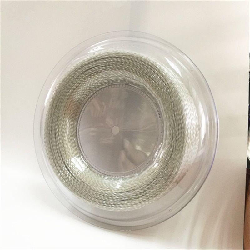 KELIST качество Прочный Выдвижной нейлон Калибр в 1,35 мм теннисную ракетку Струнный 200 м / бобине