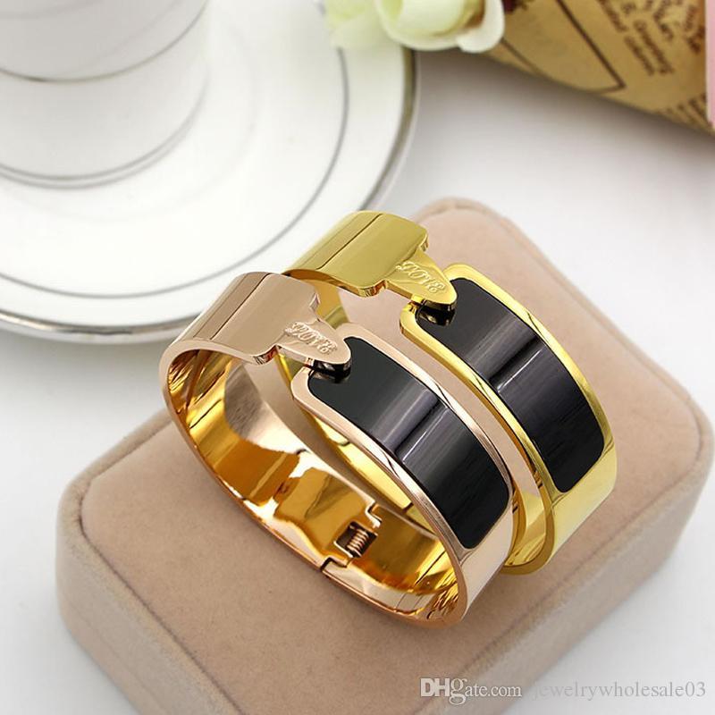 New Design Nut Nail Bracelet Armband Gold Bracelet For Women Screw Cuff Bracelets & Bangles Manchette Men Jewelry Pulseiras