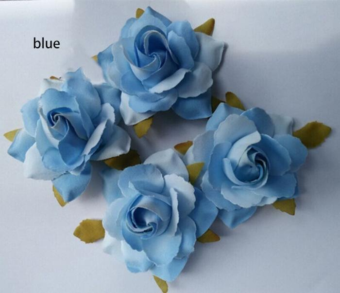 11cm/4.3inch wholesale emulational silk small rose flower head for home,garden,wedding,or wall ornament decoration