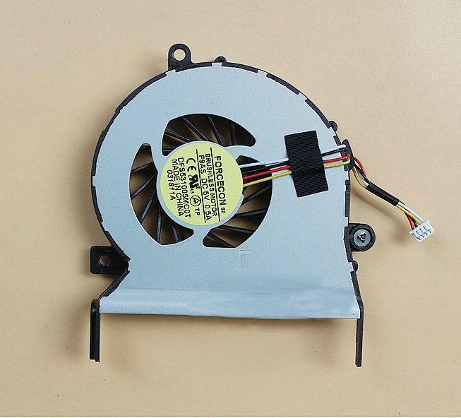 ACER Travelmate 7740 7740Z 7740G TM ZYD için yeni Orijinal Laptop soğutma fanı soğutucu