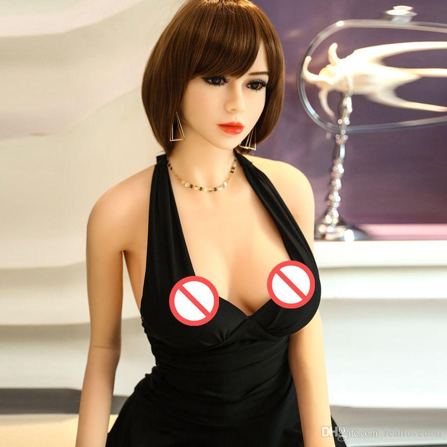158cm real silicone sex dolls skeleton japanese full adult anime oral love doll realistic vagina for men sexy big breast boobs sex toys