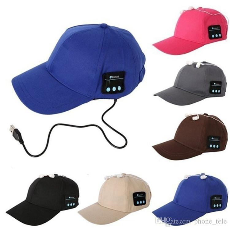 Acquista Cuffia Senza Fili Bluetooth Cuffia Da Baseball Sportiva Cappellino  Da Sole In Cotone Cuffie Con Microfono Vivavoce Cuffie Con Microfono Tutti  Gli ... cc0a62c08769