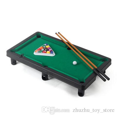 Superior New Kids Educational Sport Mini American Pool Table 2 Players Outdoor Games  Toys Billiard Snooker Game Children Play Toy Sports Wholesale Toys Sport  Toys ...