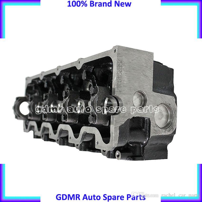 Toyota Hilux Dyna Hiace 2987cc 3.0d 1998 için dizel motor parçaları 11101-54150 AMC 909 054 5L silindir kapağı