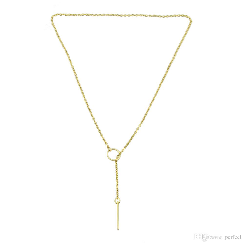 Wholesale new fashion necklace jewelry gold silver plated long wholesale new fashion necklace jewelry gold silver plated long chain necklaces and latest design y necklaces for women silver heart necklace pendants for mozeypictures Images