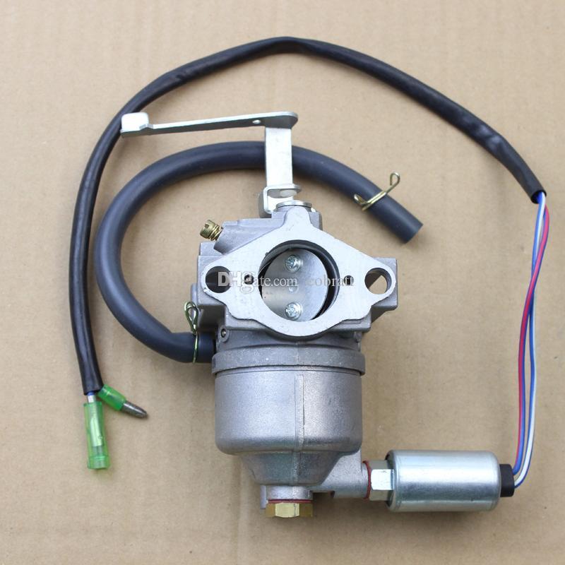 Carburador para Yamaha MZ340 MZ360 EF5200 EF6600 Chinese185F 5KW envío gratis pieza de repuesto