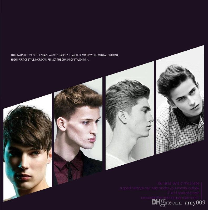 DHL BIOAQUA Cire de coiffure Pommade Gel pour les cheveux Style Pommades Cire à la cire de coiffage cheveux lisses huile de cheveux gel Eau de Suavé Pomade 100g
