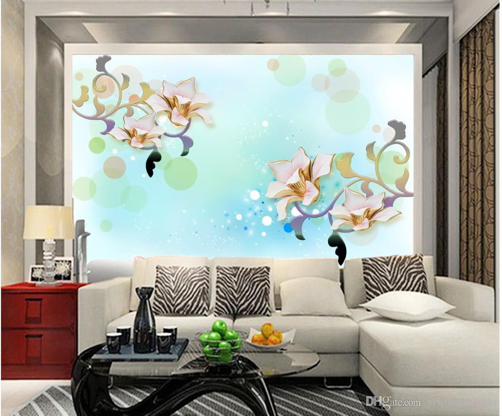 magnolia flower high end warm dream living room tv wall mural 3d magnolia flower high end warm dream living room tv wall mural 3d wallpaper 3d wall papers for tv backdrop wallpapers for desktop hd widescreen wallpapers