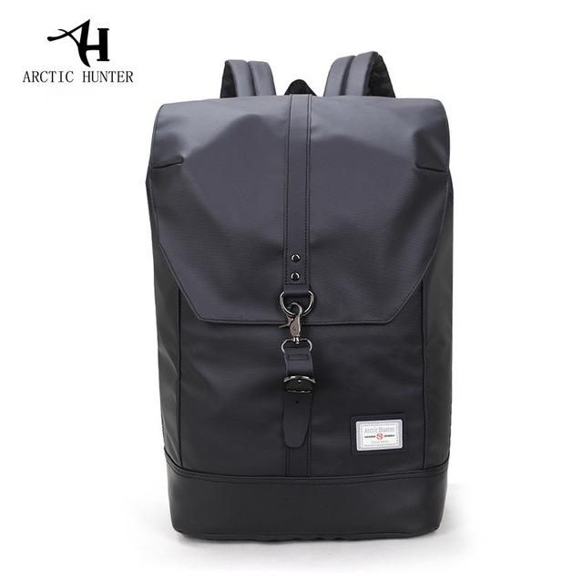 6149deb0278d6 ARCTIC HUNTER Brand Stylish Backpack Men Waterproof Oxford Man Computer  Backpack Tear Resistant Design Travel Backpacking Bags Osprey Backpack Tool  Backpack ...