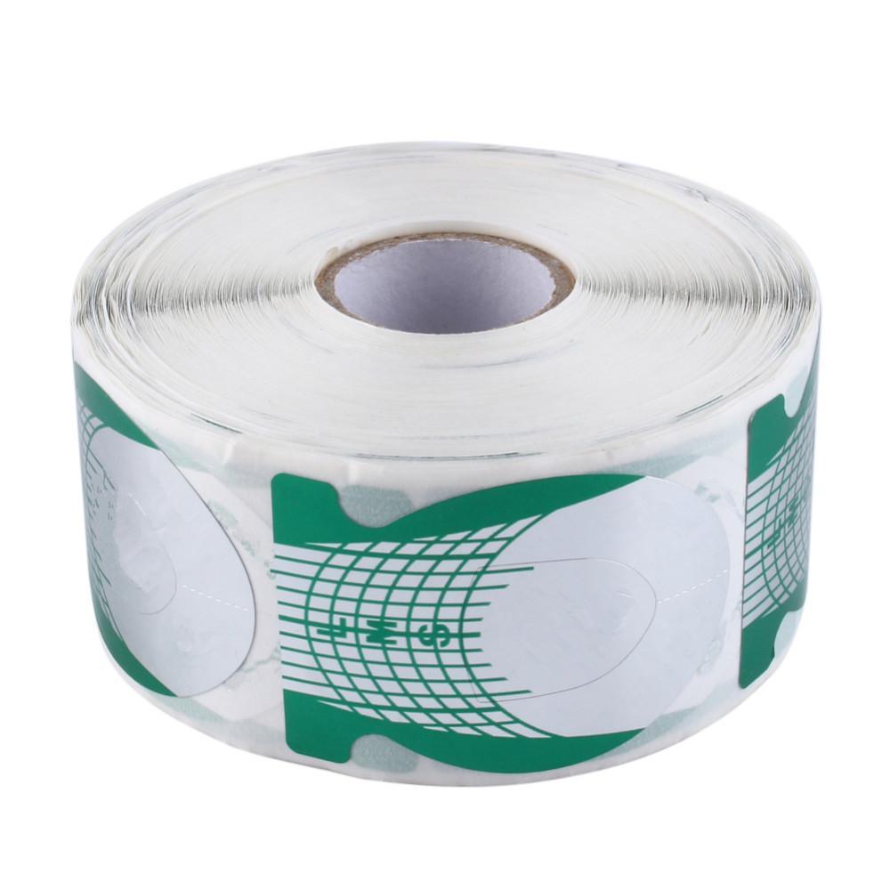 Wholesale Pro /Roll Form Nail Art Tip Rolls Acrylic Curve Gel ...
