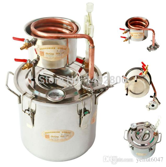 2018 Diy Home 3 Gal / 12 Litres Alcohol Whisky Water Cooper ...