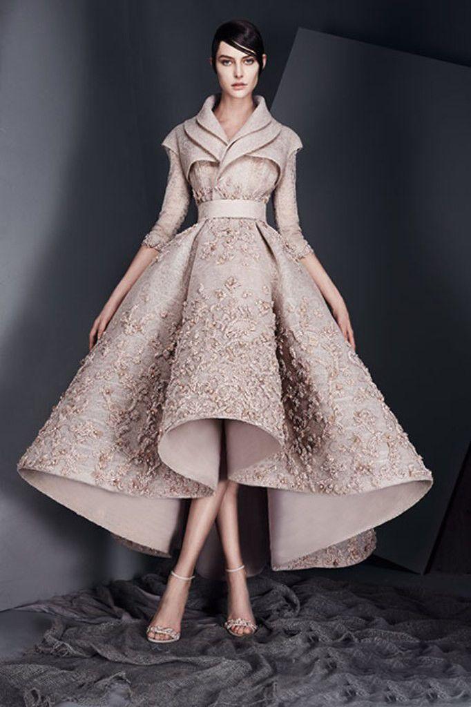 Ashi studio 2017 new design vestidos de noite apliques de renda mangas compridas de cetim ruched vestidos de baile de alta baixo formal vestidos de festa custom made