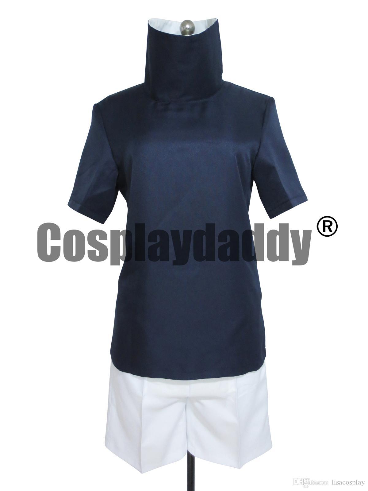 Naruto Sasuke Uchiha Cosplay Costume Anime Maid Costume Squall Cosplay From Lisacosplay 5584 Dhgatecom