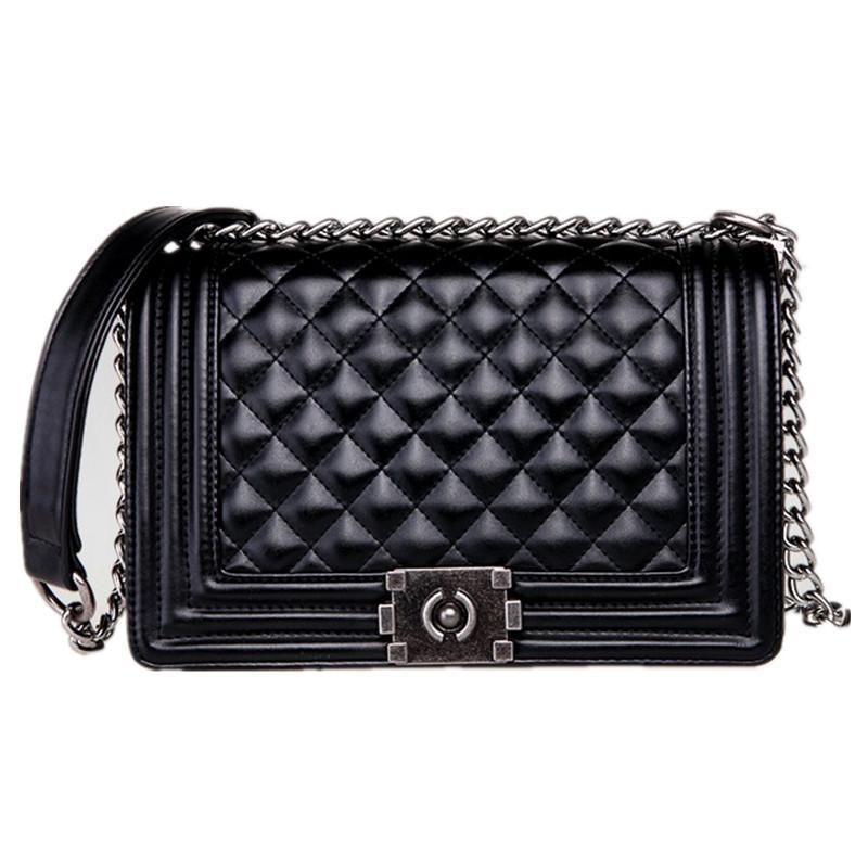 03bae151f1dee Wholesale Diamond Lattice Women Bag Designer Handbags High Quality Clutches Lady  Quilted Plaid Shoulder Crossbody Bags Women Messenger Bag Crossbody Purses  ...