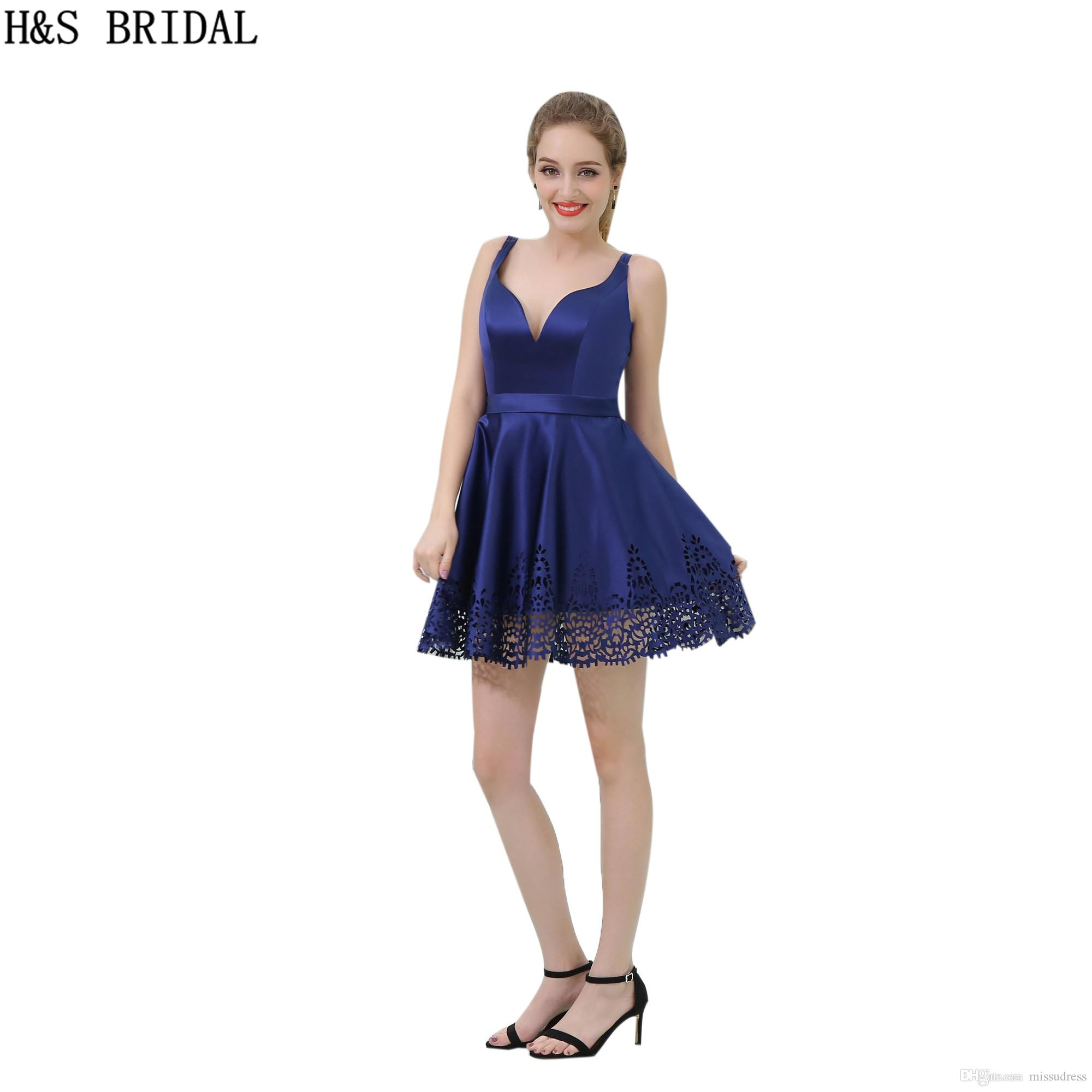 Royal blue hollow short cocktail dresses sweetheart mini homecoming royal blue hollow short cocktail dresses sweetheart mini homecoming dresses bridesmaid short dresses cheap real b049 one shoulder cocktail dress pink ombrellifo Image collections
