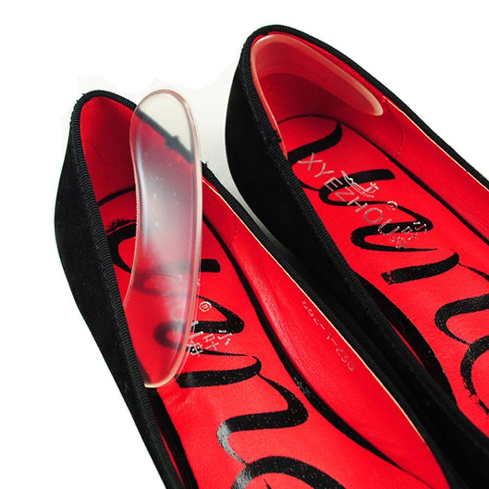 Silicone Back Heel Pads Grips For Women High Heels Gel Liner