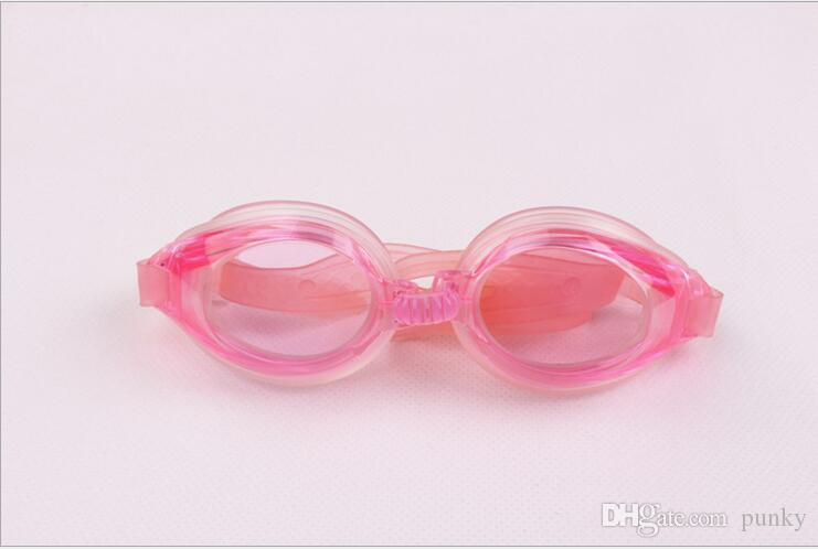 High Quality Antifog Waterproof UV Swimming Mirror Swimming Glasses Goggles Adult Men and Women