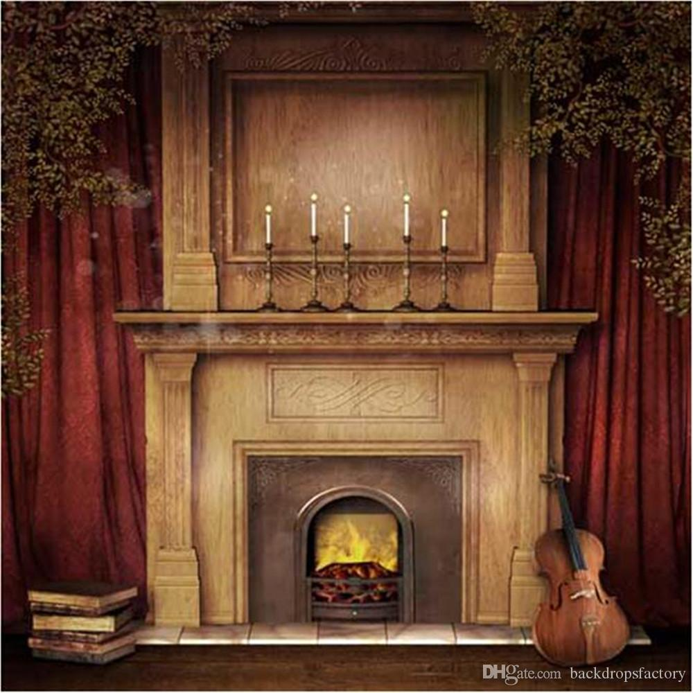 mesh fireplace drape screen rails curtain cur curtains fire kiss