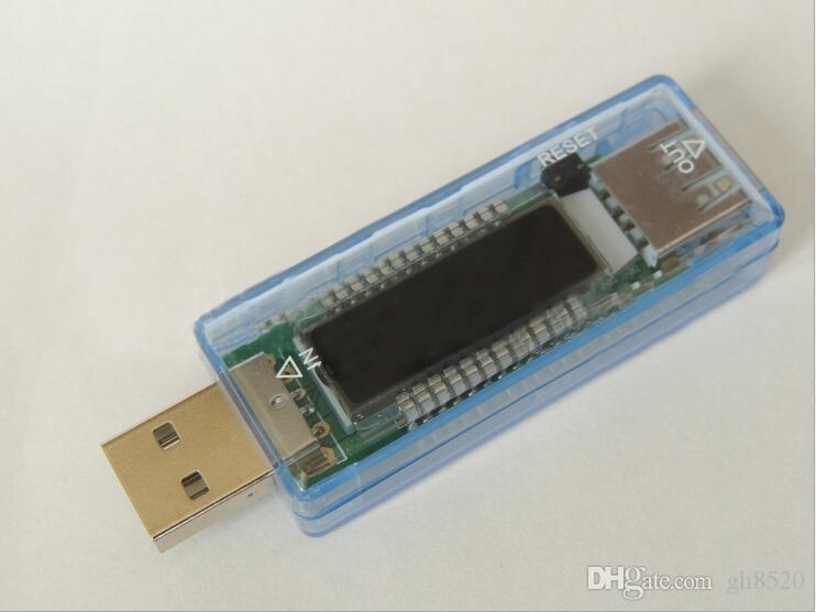 USB Voltage Current Tester Volt Current Doctor Charger Capacity Tester Power Bank Meter KEWEISI KWS-V20 Test Ammeter Voltmeter USB Detector