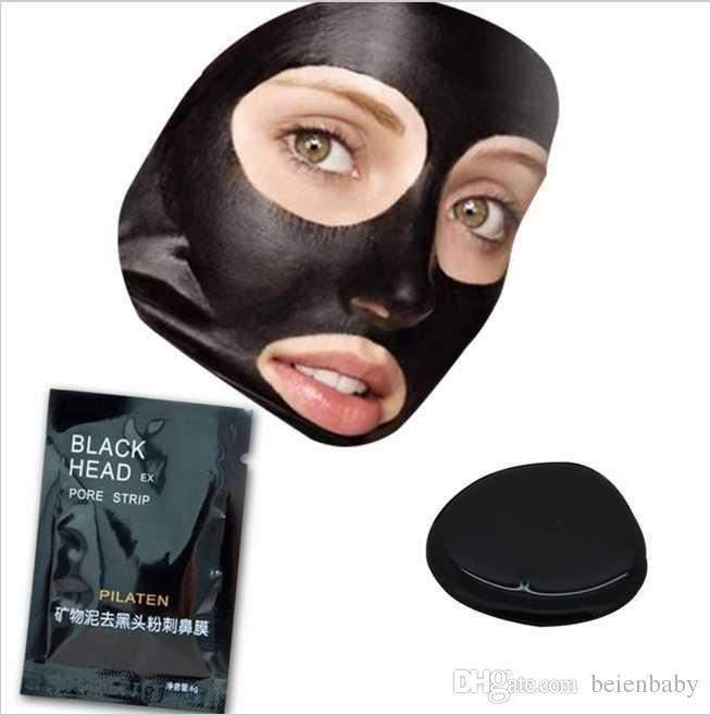 Pilaten 6g Yüz Bakımı Yüz Mineralleri Conk Burun Siyah Nokta Sökücü Maske Temizleyici Derin Temizlik Siyah Kafa Ex Gözenek Şeridi